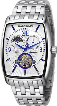 Наручные мужские часы Earnshaw Es-8010-22