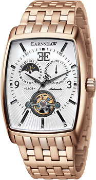 Наручные мужские часы Earnshaw Es-8010-44