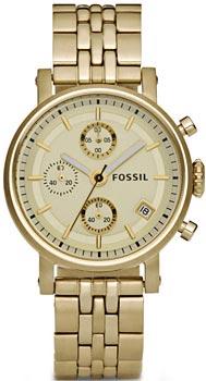 Наручные женские часы Fossil Es2197 (Коллекция Fossil Dress)