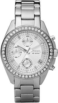Наручные женские часы Fossil Es2681 (Коллекция Fossil Decker)