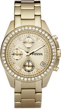 Наручные женские часы Fossil Es2683 (Коллекция Fossil Decker)