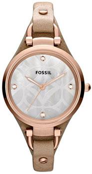 Наручные женские часы Fossil Es3151 (Коллекция Fossil Georgia)