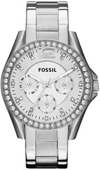 Наручные женские часы Fossil Es3202 (Коллекция Fossil Riley)