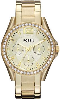 Наручные женские часы Fossil Es3203 (Коллекция Fossil Riley)
