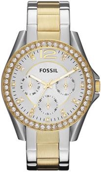 Наручные женские часы Fossil Es3204 (Коллекция Fossil Riley)