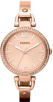 Наручные женские часы Fossil Es3226 (Коллекция Fossil Georgia)