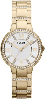 Наручные женские часы Fossil Es3283 (Коллекция Fossil Virginia)