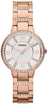 Наручные женские часы Fossil Es3284 (Коллекция Fossil Virginia)
