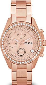 Наручные женские часы Fossil Es3352 (Коллекция Fossil Decker)
