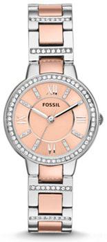 Наручные женские часы Fossil Es3405 (Коллекция Fossil Virginia)