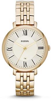Наручные женские часы Fossil Es3434 (Коллекция Fossil Jacqueline)