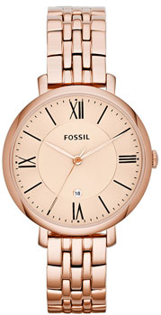 Наручные женские часы Fossil Es3435 (Коллекция Fossil Jacqueline)