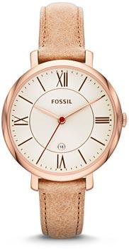 Наручные женские часы Fossil Es3487 (Коллекция Fossil Jacqueline)
