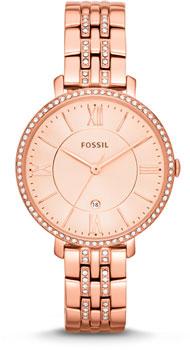 Наручные женские часы Fossil Es3546 (Коллекция Fossil Jacqueline)