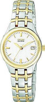 Наручные женские часы Citizen Ew1264-50a (Коллекция Citizen Eco-Drive)