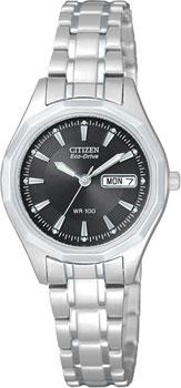 Наручные женские часы Citizen Ew3140-51e (Коллекция Citizen Eco-Drive)
