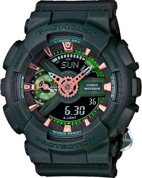 Наручные женские часы Casio Gma-S110cm-3a
