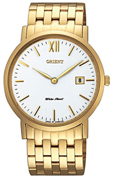 Наручные мужские часы Orient Gw00001w (Коллекция Orient Dressy Elegant Gent's)