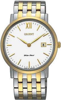 Наручные мужские часы Orient Gw00003w (Коллекция Orient Dressy Elegant Gent's)