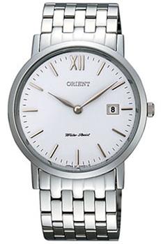 Наручные мужские часы Orient Gw00004w (Коллекция Orient Dressy Elegant Gent's)