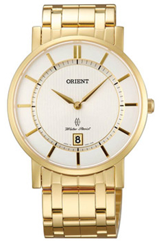 Наручные мужские часы Orient Gw01001w (Коллекция Orient Dressy Elegant Gent's)