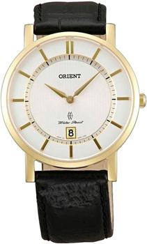 Наручные мужские часы Orient Gw01002w (Коллекция Orient Dressy Elegant Gent's)