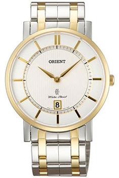 Наручные мужские часы Orient Gw01003w (Коллекция Orient Dressy Elegant Gent's)