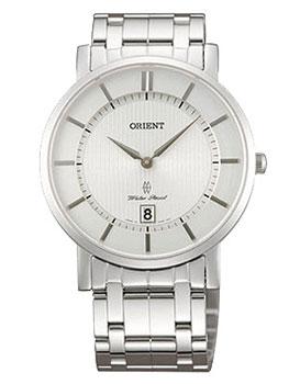 Наручные мужские часы Orient Gw01006w (Коллекция Orient Dressy Elegant Gent's)