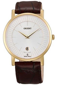 Наручные мужские часы Orient Gw01008w (Коллекция Orient Dressy Elegant Gent's)