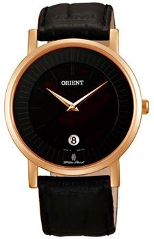 Наручные мужские часы Orient Gw0100bb (Коллекция Orient Dressy Elegant Gent's)