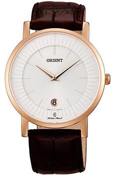 Наручные мужские часы Orient Gw0100cw (Коллекция Orient Dressy Elegant Gent's)