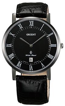 Наручные мужские часы Orient Gw0100db (Коллекция Orient Dressy Elegant Gent's)