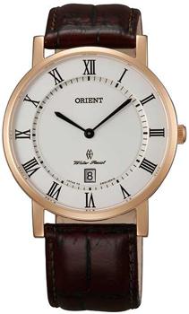 Наручные мужские часы Orient Gw0100ew (Коллекция Orient Dressy Elegant Gent's)