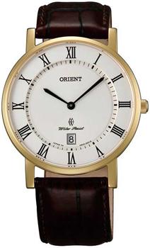 Наручные мужские часы Orient Gw0100fw (Коллекция Orient Dressy Elegant Gent's)