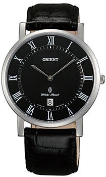 Наручные мужские часы Orient Gw0100gb (Коллекция Orient Dressy Elegant Gent's)