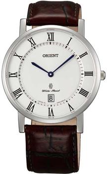 Наручные мужские часы Orient Gw0100hw (Коллекция Orient Dressy Elegant Gent's)