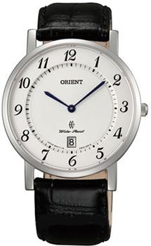 Наручные мужские часы Orient Gw0100jw (Коллекция Orient Dressy Elegant Gent's)
