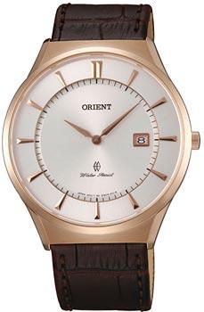 Наручные мужские часы Orient Gw03002w (Коллекция Orient Dressy Elegant Gent's)