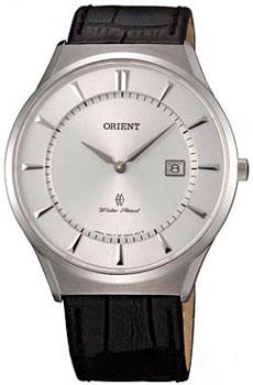 Наручные мужские часы Orient Gw03007w (Коллекция Orient Dressy Elegant Gent's)
