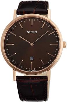 Наручные мужские часы Orient Gw05001t (Коллекция Orient Dressy Elegant Gent's)