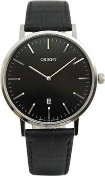 Наручные мужские часы Orient Gw05004b (Коллекция Orient Dressy Elegant Gent's)