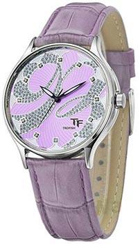 Наручные женские часы Romanson Hl5154smw(Pur) (Коллекция Romanson Trofish)