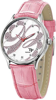 Наручные женские часы Romanson Hl5154smw(Wh)Pk (Коллекция Romanson Trofish)