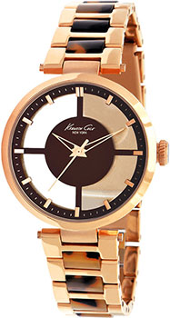 Наручные женские часы Kenneth Cole Ikc4766 (Коллекция Kenneth Cole Transparent)