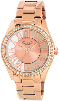 Наручные женские часы Kenneth Cole Ikc4852 (Коллекция Kenneth Cole Transparent)