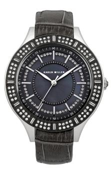 Наручные женские часы Karen Millen Km102bb (Коллекция Karen Millen Classic)