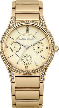 Наручные женские часы Karen Millen Km107gm (Коллекция Karen Millen Aw-4)