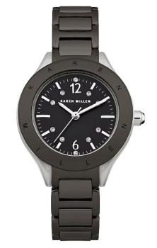 Наручные женские часы Karen Millen Km109bm (Коллекция Karen Millen Classic)