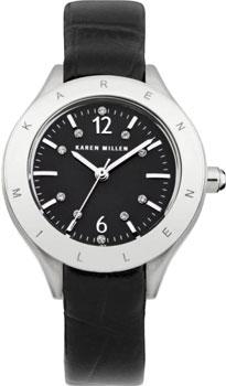 Наручные женские часы Karen Millen Km109bx (Коллекция Karen Millen Classic)