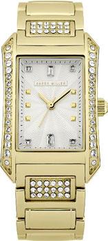 Наручные женские часы Karen Millen Km111gm (Коллекция Karen Millen Rectangular)